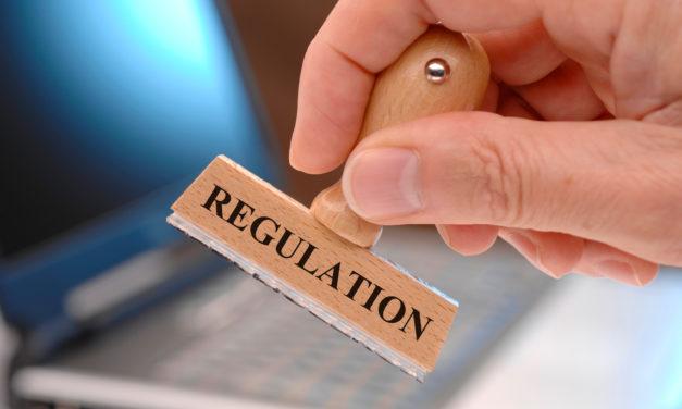 Regulations to know